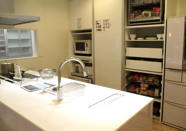 キッチン設備の充実度